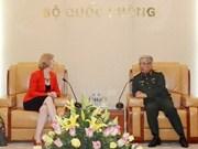 Vietnam concede importancia a la cooperación de defensa con Nueva Zelanda