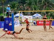 Kazajistán es campeón de Torneo Asiático de Voleibol de Playa femenina 2018