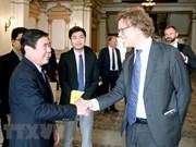 Empresas suecas buscan oportunidades de inversión en Ciudad Ho Chi Minh