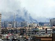 Cancilleres de ASEAN exhortan a resolver situación en Siria mediante diálogo