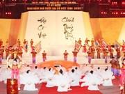 Gran ceremonia marca los 1050 años del primer estado feudal de Vietnam