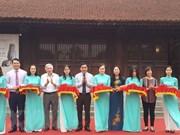 En Hanoi exhibición sobre la civilización de Oc Eo