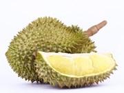 Grupo chino Alibaba y Tailandia firman un contrato para la venta de durián