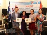 Destacan contribución de vietnamitas en Australia a territorio marítimo de tierra natal