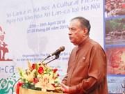 Comienza en Hanoi el Día Cultural de Sri Lanka