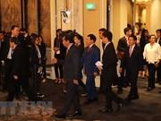 Vietnam asiste a reuniones de consejos de Comunidad Seguridad- Política y Coordinador de la ASEAN