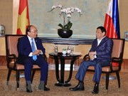 Vietnam y Filipinas debaten medidas destinadas a agilizar cooperación multifacética