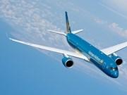 Vietnam Airlines obtiene ganancias antes de impuestos de casi 64 millones de dólares