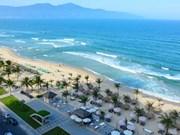 Ciudad centrovietnamita de Da Nang inicia temporada del turismo marítimo en 2018