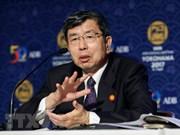 Banco Asiático para el Desarrollo satisface demanda de desarrollo de Asia- Pacífico