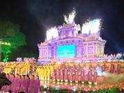 Diversas actividades artísticas y culturas atractivas durante el Festival Hue 2018