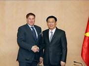 Gobierno vietnamita promete mayores garantías para empresas estadounidenses
