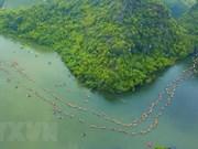 Provincia vietnamita de Ninh Binh busca explotación turística de patrimonio mundial