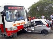 Disminuyen accidentes de tránsito en Vietnam durante días feriados