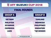 Vietnam satisfecho con resultado del sorteo del campeonato regional de fútbol 2018