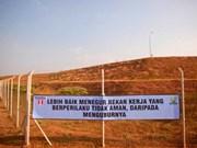 Indonesia: aumento de 11,8 por ciento de inversión en el primer trimestre del año