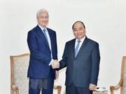 Vietnam saluda inversiones estadounidenses en sector financiero, dice Premier