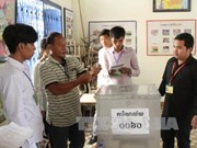 Camboya inicia campaña de comunicación para elecciones generales