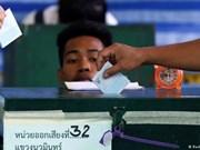 Tailandia selecciona candidatos para la Comisión Electoral