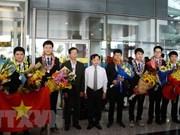 Inauguran en Hanoi la XIX Olimpiada Asiática de Física