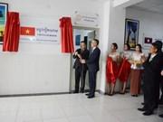 Inauguran Aula de Vietnam en Universidad de Camboya