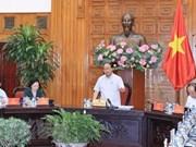 Premier de Vietnam pide fomentar resiliencia de región Noroeste ante desastres naturales