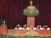 Inicia séptimo pleno del Comité Central del Partido Comunista de Vietnam