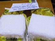 Vietnam incauta más de siete mil pastillas de metanfetamina traficadas desde Laos
