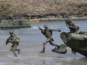 Filipinas adquiere más armas para mejorar la capacidad de combate