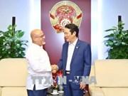 Vietnam y Cuba firman acuerdo de cooperación en sector de publicación