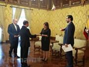 Ecuador abrirá su embajada en Hanoi