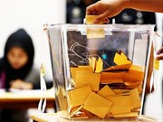 Malasia: Ciudadanos empiezan a votar en las elecciones generales
