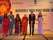 Vietnam y la India promueven colaboración turística