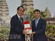 Vietnam y Camboya impulsan comercio transfronterizo