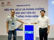 Ensayo para prevenir malware que ataca la minería de criptomonedas en Vietnam