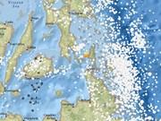 Sismo de magnitud 5,6 sacude Filipinas