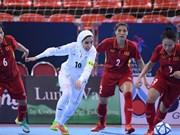 Vietnam eliminado del Campeonato Asiático de Fútsal tras caer ante Irán