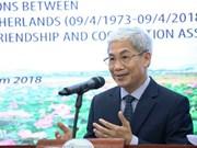 Experimentan buenas relaciones multifacéticas Vietnam y Países Bajos