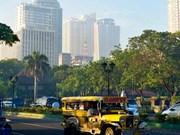 Economía de Filipinas crece 6,8 por ciento en primer trimestre