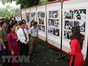 Exposición de mil publicaciones resalta vida del Presidente Ho Chi Minh