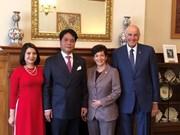 Nueva Zelanda respalda cooperación por el desarrollo sostenible con Vietnam