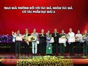 Honran obras destacadas en concurso dedicado a Ho Chi Minh