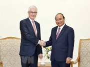 Premier de Vietnam respalda cooperación con región belga de Flandes