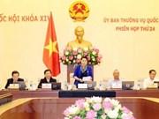 Comité Permanente de la Asamblea Nacional de Vietnam analiza informe del Gobierno