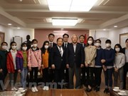 Sudcorea continuará programa de cirugía plástica gratuita para jóvenes vietnamitas