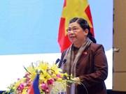 Vietnam y Laos por promover cooperación entre organizaciones de juventud