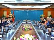 Vietnam dispuesto a acoger premios de alianza de informática de Asia-Pacífico