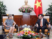 Vicepremier y canciller de Vietnam satisfecho con desarrollo de asociación estratégica con España