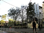 Secretario general de la ONU condena atentados terroristas en Indonesia
