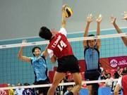 Celebrarán en Vietnam Copa internacional de voleibol
